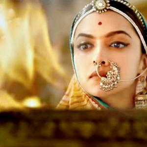 Padmaavat review: Nothing new to offer
