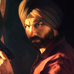 Sacred Games: The action is fast and furious