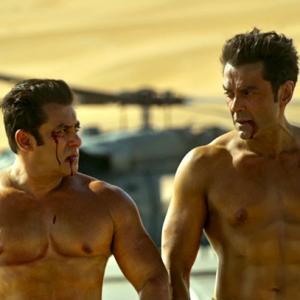 Who has better abs: Salman or Bobby Deol? VOTE!