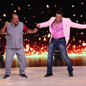 When 'Dancing Uncle' danced with Govinda