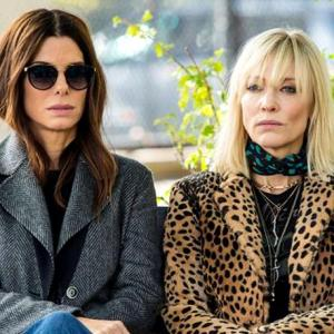 Ocean's 8 is good, glossy fun