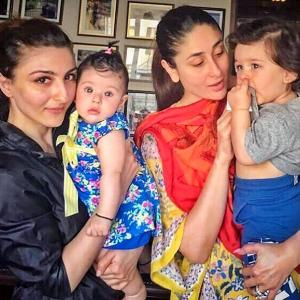 The day Soha Ali Khan discovered she was PREGNANT!