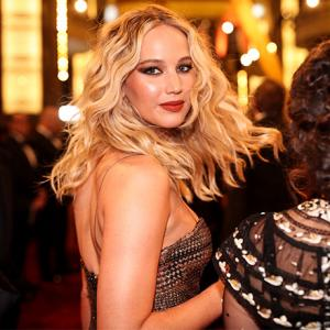 Oscars 2018: Just what was Jennifer Lawrence doing?