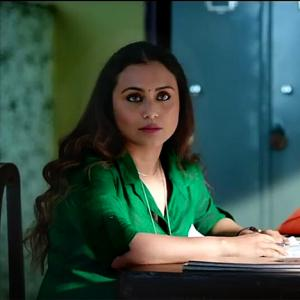Why Rani feels today's actors are spoilt, pampered
