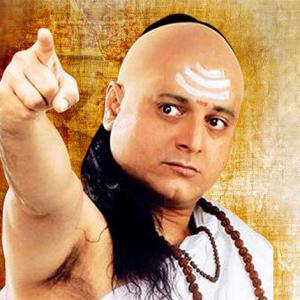 He has played Chanakya 1,039 times