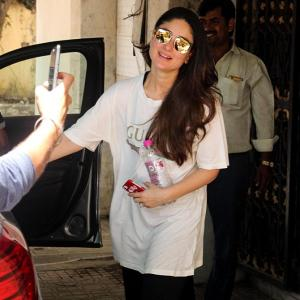 Kareena, Janhvi, Esha's day out...