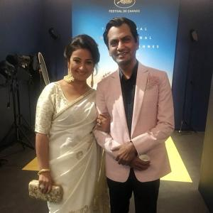 Divya Dutta, Nawaz with <I>Manto</I> at Cannes