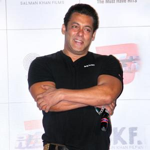'Never done a film like Race 3 before'