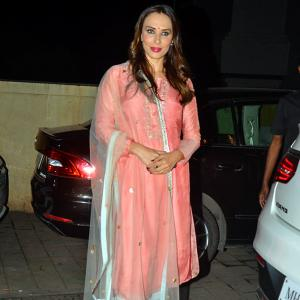 PIX: Iulia, Amrita, Kareena at a Diwali party