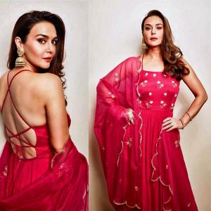 'Cricket is on auto-pilot now': Preity returns to the movies