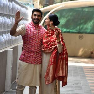 DeepVeer are back and they are adorable!