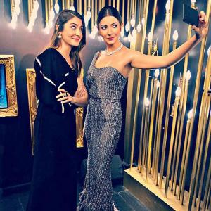 Want to take a selfie with Anushka?