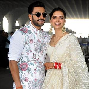 DeepVeer's Bengaluru reception: The countdown begins