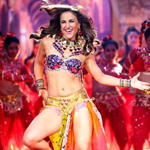What do you think of Elli AvRam's Chamma Chamma?