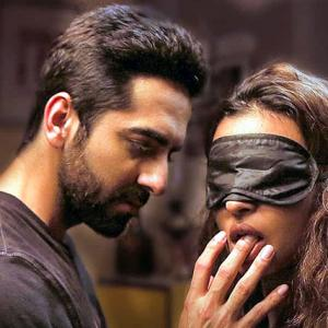 Andhadhun Review: The most fun you'll have in a movie
