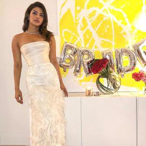 Stunning Priyanka at her BRIDAL shower