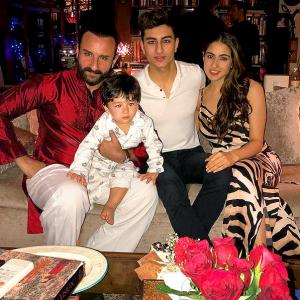 Saif's son to make movie debut
