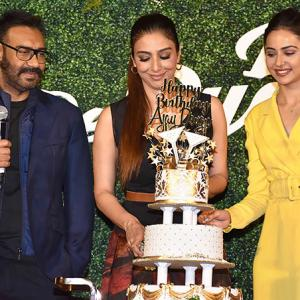 Ajay Devgn: Age is just a number