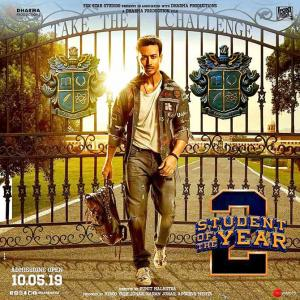 #SOTY2: Tiger Shroff returns to college