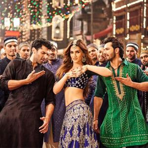 Like Kriti Sanon's look in her Kalank song?