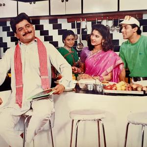 Celebrating 25 years of Hum Aapke Hain Koun..!