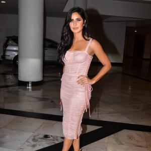 PIX: Katrina parties with Karan Johar