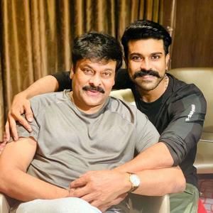 Celebrating Chiranjeevi's Birthday!