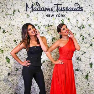Priyanka Chopra sets Madame Tussauds record