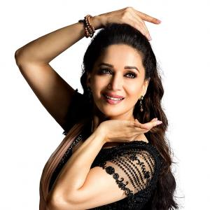 Why Madhuri gets butterflies in her stomach