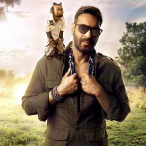 How many times has Ajay Devgn made you laugh?