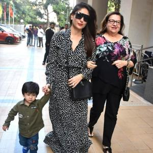 Taimur's day out