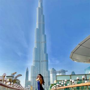 PIX: Mouni Roy's Dubai holiday