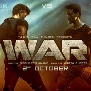 It's a WAR between Hrithik and Tiger!