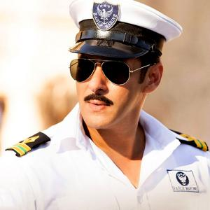 Salman Khan's coolest uniform? VOTE!