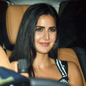 PIX: Katrina, Sonakshi, Diana party with Karan