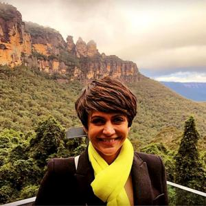 Mandira's Aussie holiday