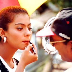 PIX: Kajol, Divya' s throwback pictures!