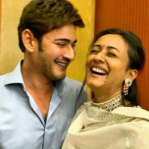 Why Mahesh Babu's wife doesn't watch his movies