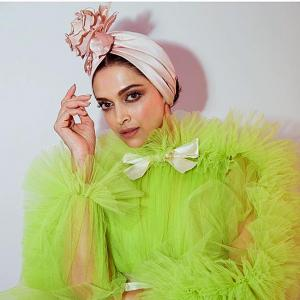 VOTE: Like Deepika's lime green gown?