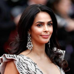 Pix: Mallika magic at Cannes 2019!