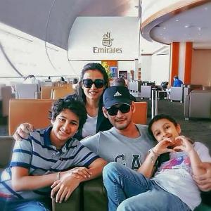 Pix: Mahesh Babu's fun family vacation!