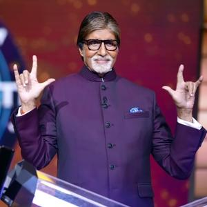 Amitabh is taking time off work. Here's why