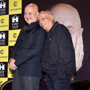 Mahesh Bhatt and Anupam Kher: 2 friends, 2 ideologies