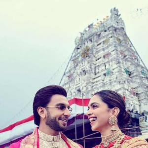 Video: Deepika-Ranveer celebrate first anniversary