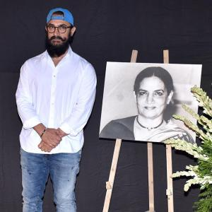 Bollywood says goodbye to Shabana's mum Shaukat Kaifi