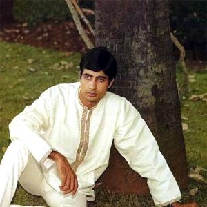 #Throwback Scenes from Amitabh Bachchan's life