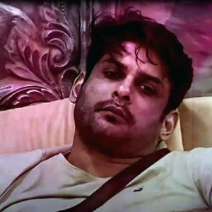 Bigg Boss 13: Siddharth goes crazy!