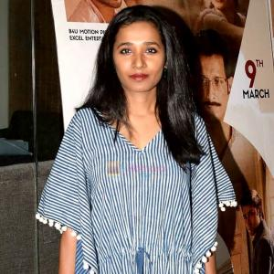 Tannishtha Chatterjee adopts a girl