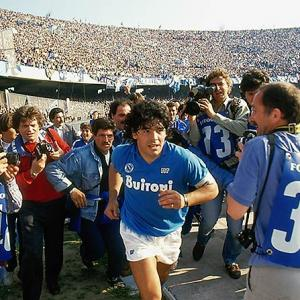 Why Asif Kapadia made a movie on Maradona