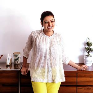 Video: Step inside Kajal Aggarwal's house